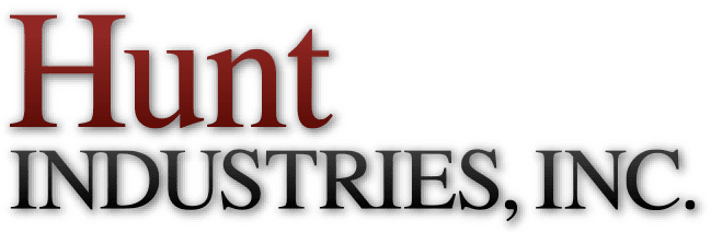 Hunt Industries, Inc. Retina Logo